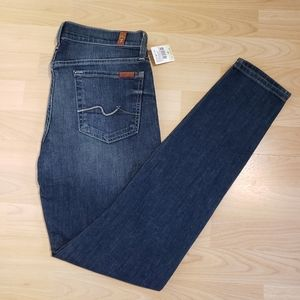 7 FOR ALL MANKIND NWT Gwenevere jeans